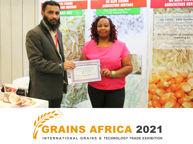 Trade show on Grains & Technology