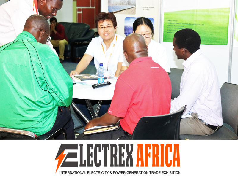 Trade Exhibition on East Africa Electricity